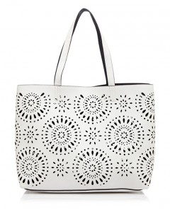 Echo Tote - Starburst Cut Out