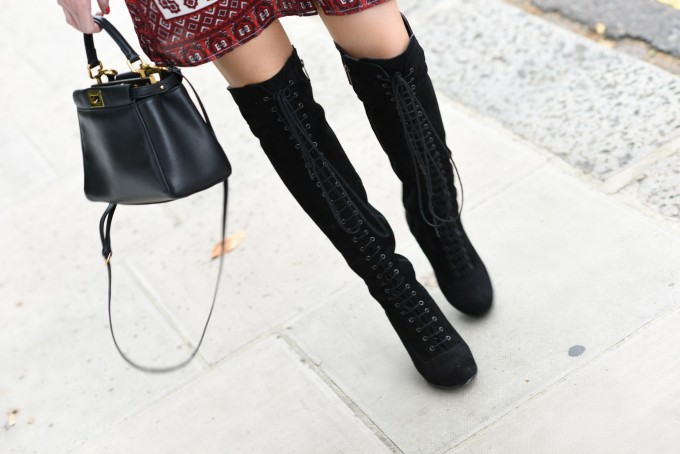 these boots though