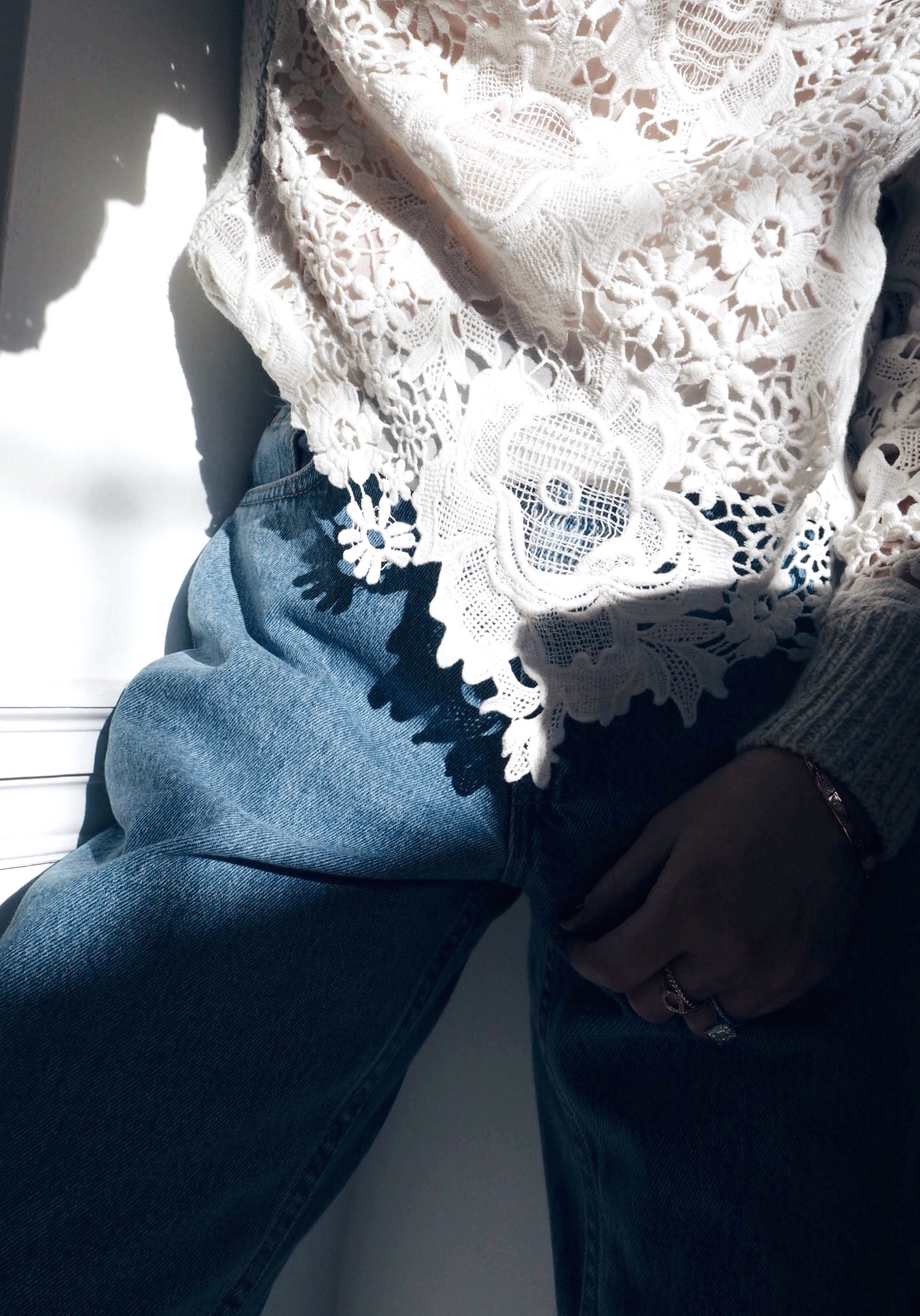 vintage-elvis-see-by-chloe-lace-sweater-ss16