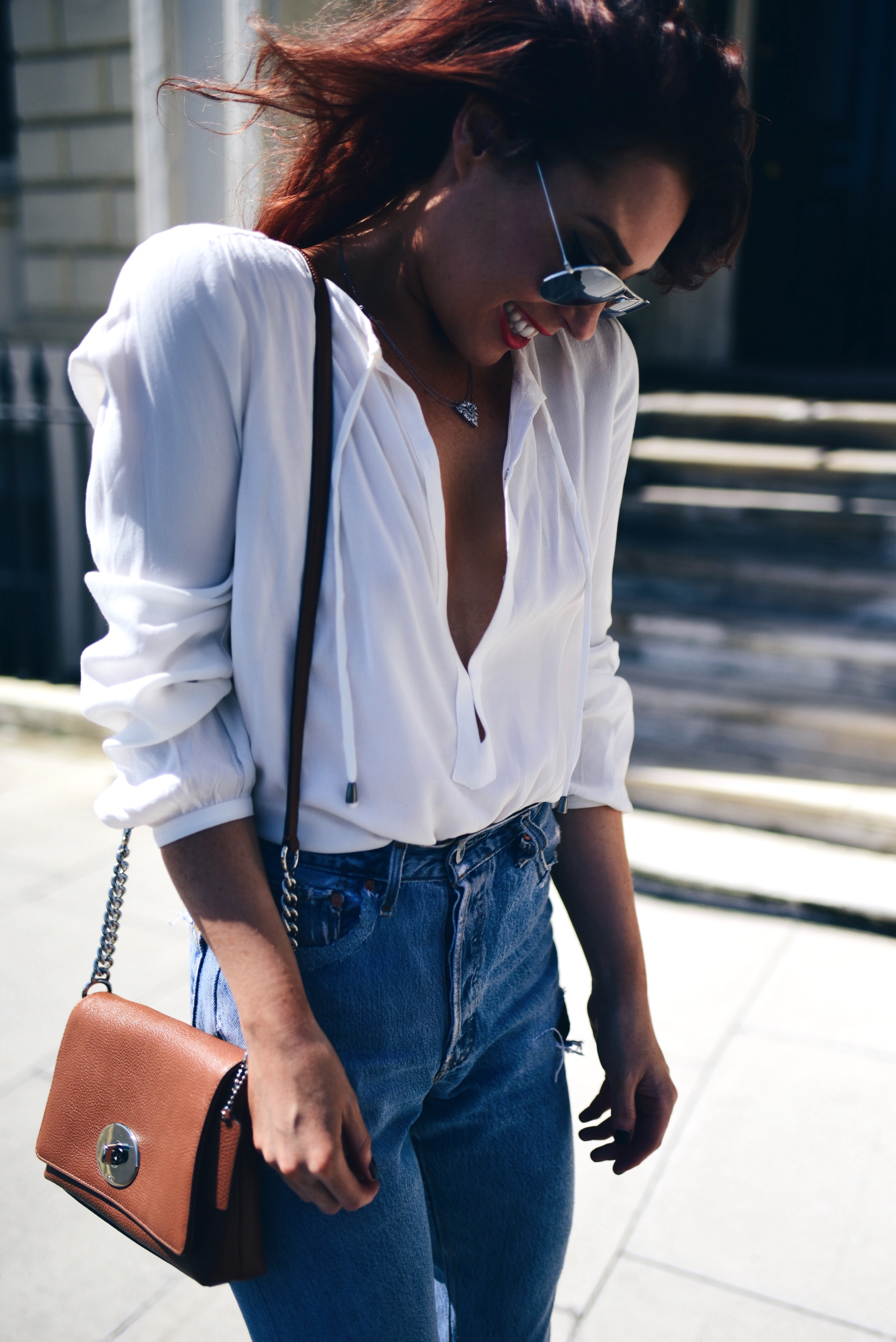 white-shirt-jeans-and-coach-cross-body-bag-from-selfridges